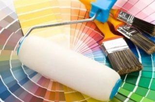 Поради щодо вибору фарби для стелі