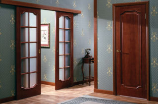 Вибираємо якісні розсувні двері