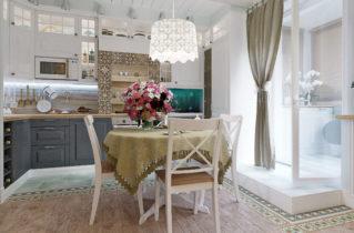 Ремонт квартиры в стиле «Прованс»