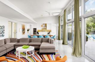 Як вибрати килим в сучасний інтер'єр?