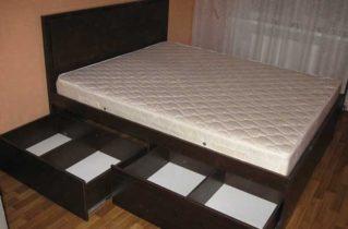 Преимущества кроватей от компании Сenoshara