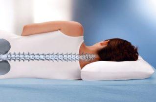 Ортопедична подушка для сну: як вибрати