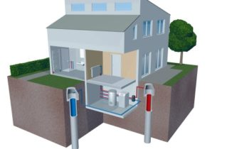 Геотермальное отопление: его особенности и преимущества