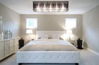Як вибрати світильник для спальні?