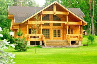 Види дерев'яних будинків та їх переваги