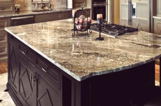 Кухонні стільниці з граніту