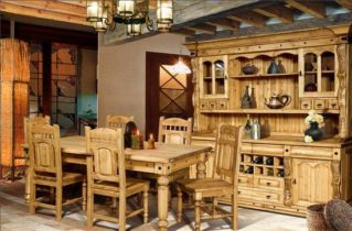 Якісні і стильні меблі з натурального дерева: чистота і затишок у вашому домі