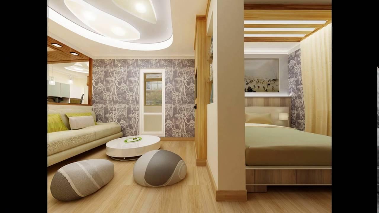 """Дизайн 1 комнатной квартиры фото 35 м """" улетный дизайн."""