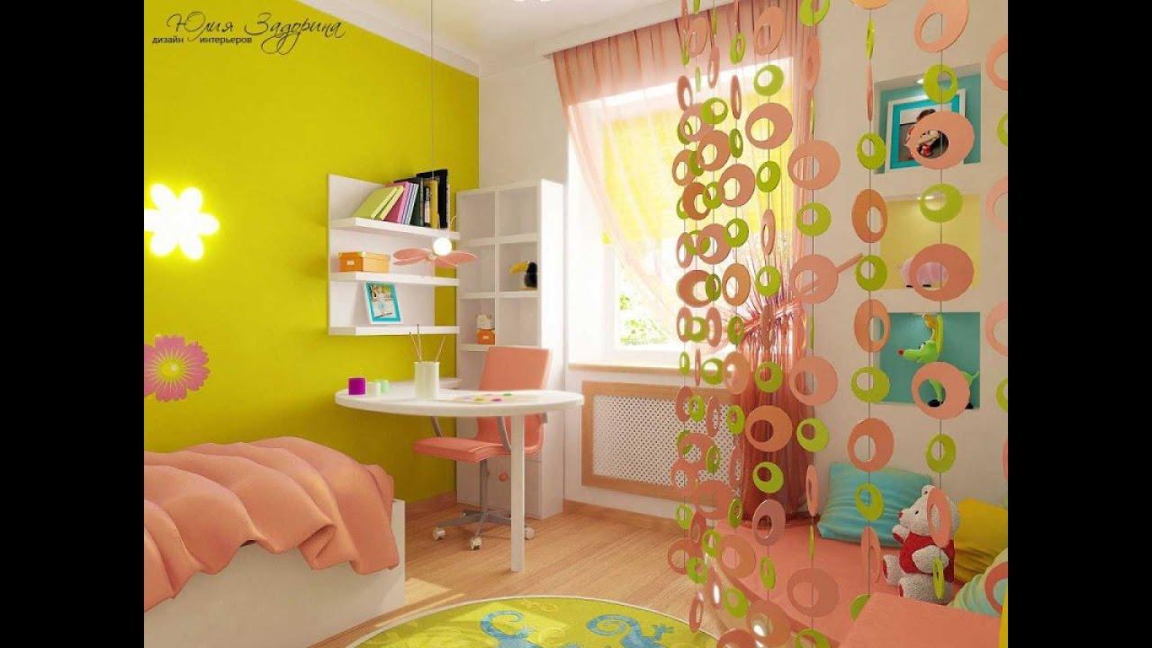 Идеи для комнаты своими руками детской