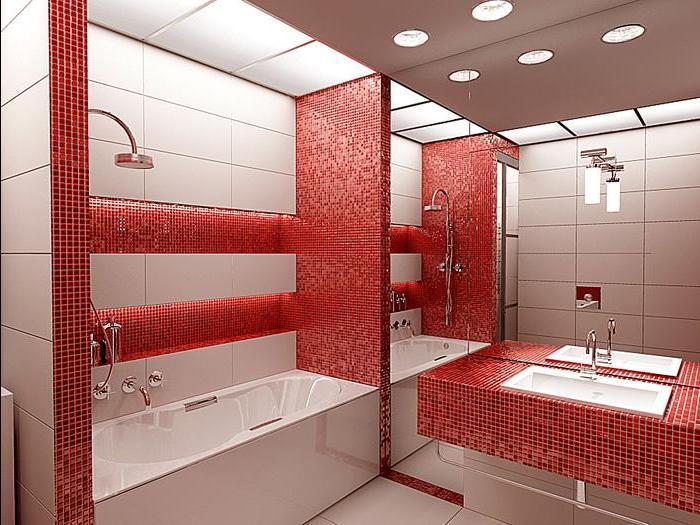 Ванна дизайн 4 кв