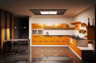 Як вибрати фасад для своєї кухні?