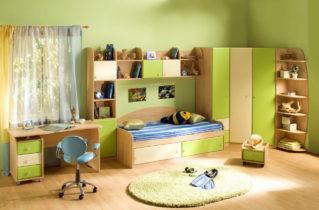 Дитячі меблі: нюанси вибору