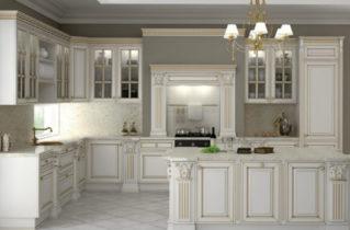 Вибираємо кухонні італійські меблі