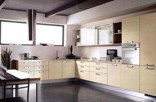 Кухня від модерну до класики