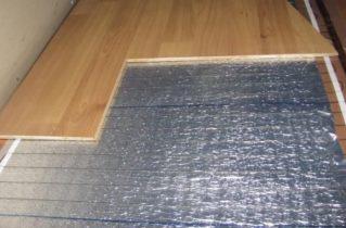 Яку теплу підлогу вибрати під ламінат: корисні поради