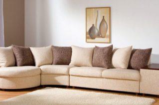 Переваги кутових диванів