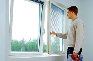 Як обслуговувати вікна ПВХ?