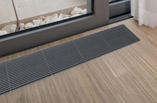 Як вибрати підлогові конвектори