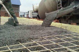 Переваги покупки готової бетонної суміші
