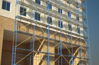 Будівельні риштування: покупка чи оренда?