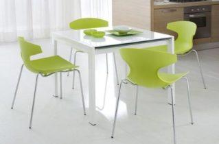 Кухонні стільці: вибираємо правильно