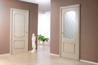 Вибір міжкімнатних дверей Lemard в тон інтер'єру