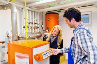 Як вибрати газовий котел?