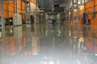 Вибір підлогового промислового покриття