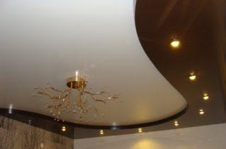 Натяжна стеля — естетичне рішення домашніх проблем