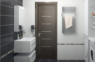 Вибираємо двері для ванної кімнати