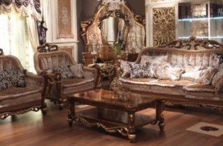 Італійські меблі: особливості оббивки