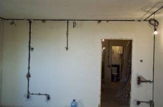 Якісна розводка електропроводки в приватному будинку