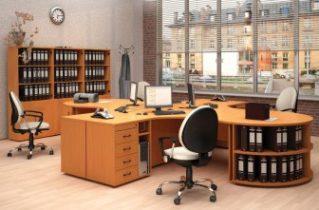 Офісні меблі: як вибрати надійні вироби