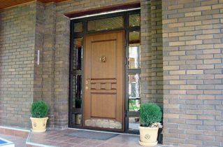 Класи захисту вхідних дверей