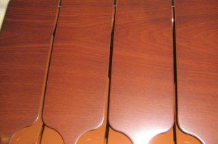 Порошкове фарбування дерева: особливості та переваги