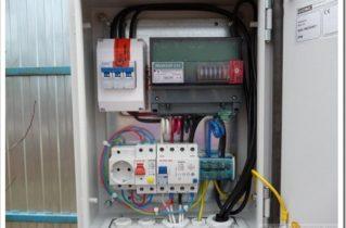 Монтаж електрощита в будинку