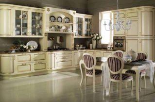 Італійські меблі для кухні: особливості вибору