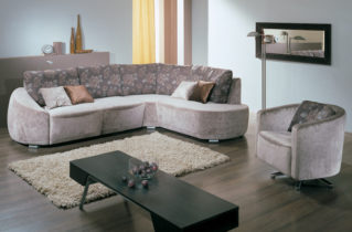 Як вибрати м'які меблі?