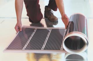 Тепла підлога: види і переваги