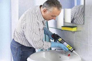 Як вибрати герметик для ванної?