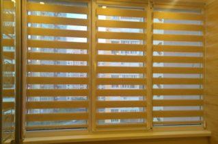 Як вибрати рулонні штори по світлопроникності?