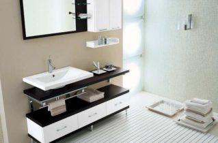Як вибрати меблі для ванної кімнати