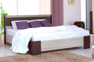 Вибираємо дерев'яне ліжко. Переваги, матеріал, підстава