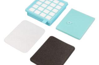 Фильтры для пылесосов: разновидности и отличия